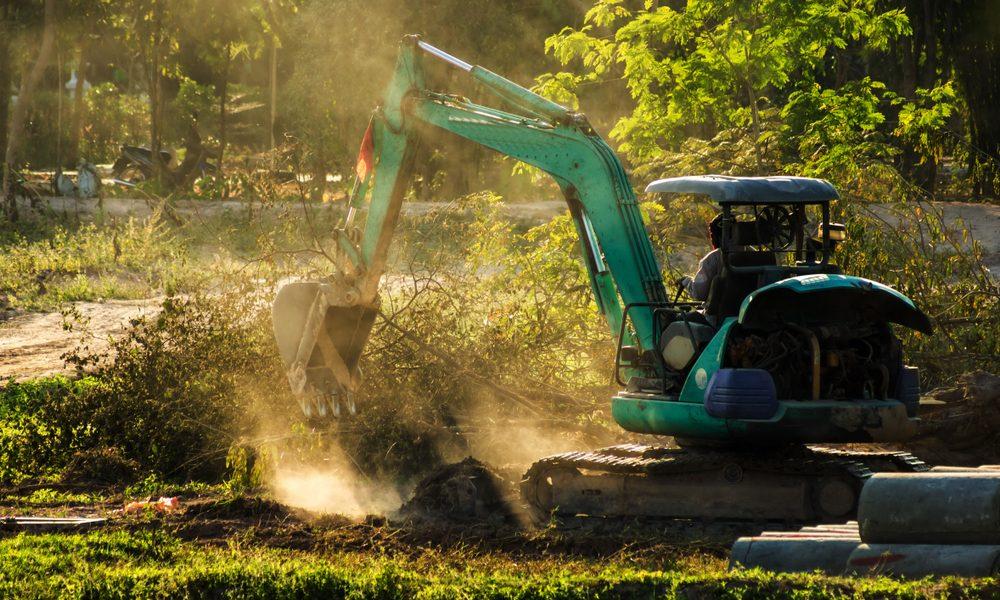 Hyr verktyg till grävmaskiner och minigrävare